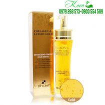 SERUM NÂNG CƠ COLLAGEN & LUXURY GOLD